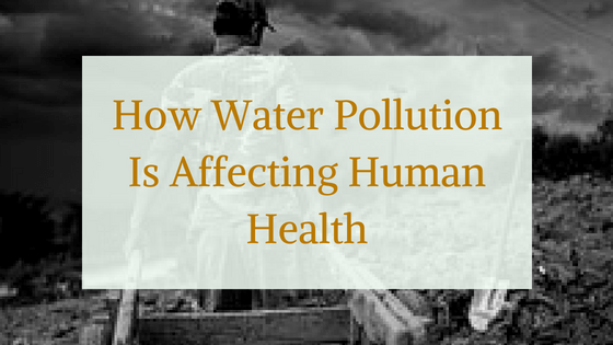 How Water Pollution Is Affecting Human Health